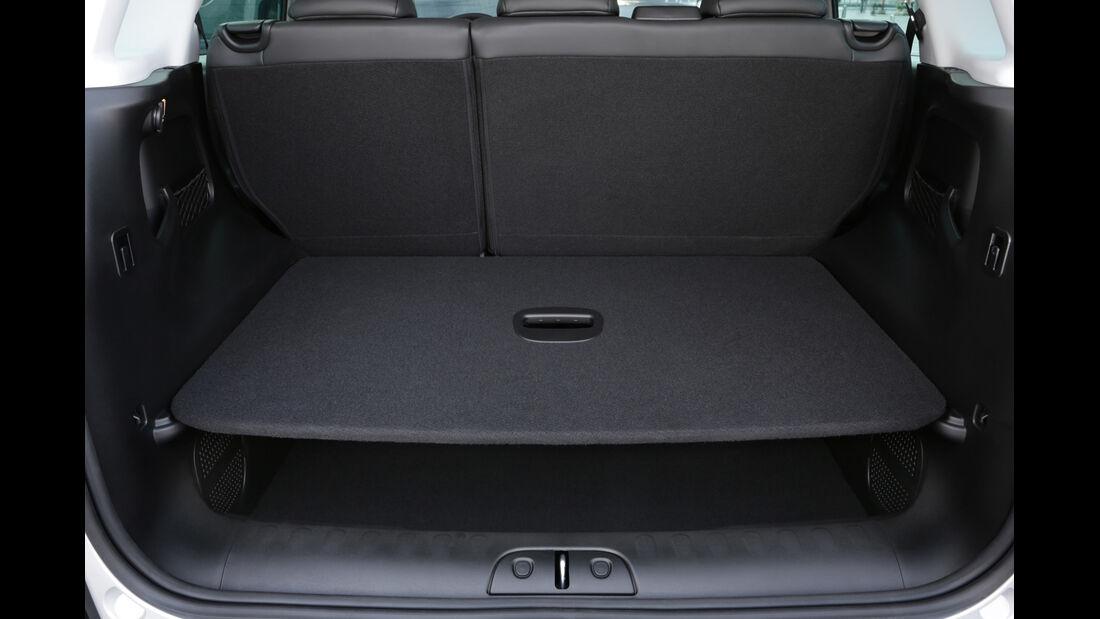 Fiat 500L 1.6 Multijet, Kofferraum