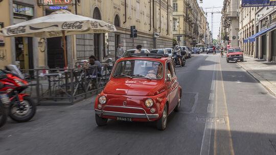 Fiat 500L Impression