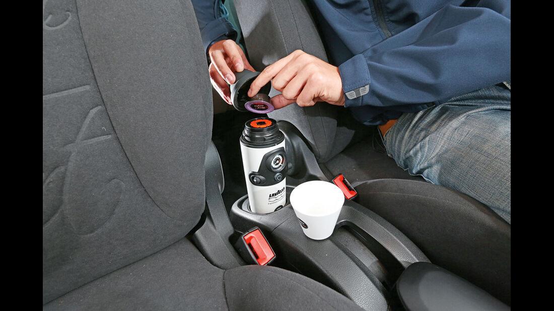 Fiat 500L Living 1.6 16V Multijet, Cupholder