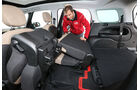 Fiat 500L Living 1.6 16V Multijet, Fondsitz, Umklappen
