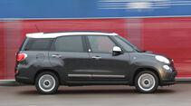 Fiat 500L Living 1.6 16V Multijet, Seitenansicht