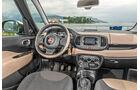 Fiat 500L Living, Cockpit, Innenraum
