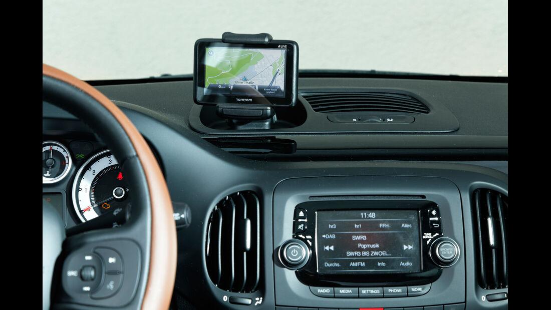 Fiat 500L Trekking 1.6 Multijet, Display