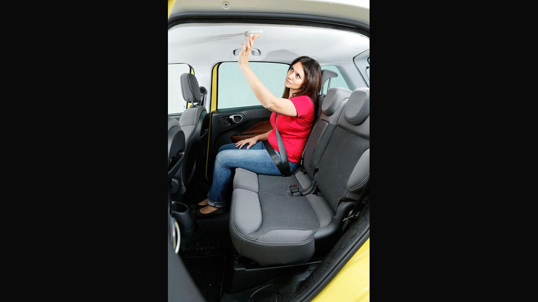 Fiat 500L Trekking 1.6 Multijet, Fond