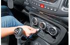 Fiat 500L Trekking 1.6 Multijet, Mittelkonsole