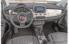 Fiat 500X 1.4 MultiAir, Cockpit