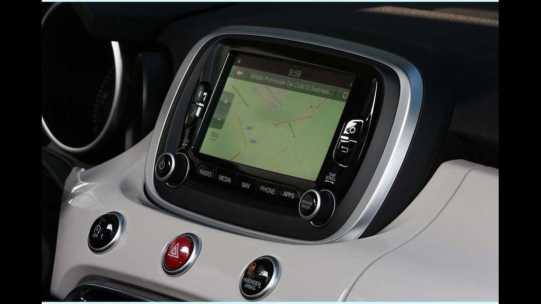 Fiat 500X Fahrbericht 4WF 11/16