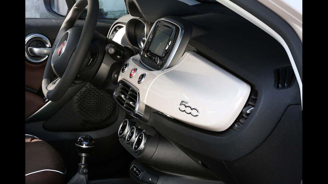 Fiat 500X Fahrbericht 4WF 11/17