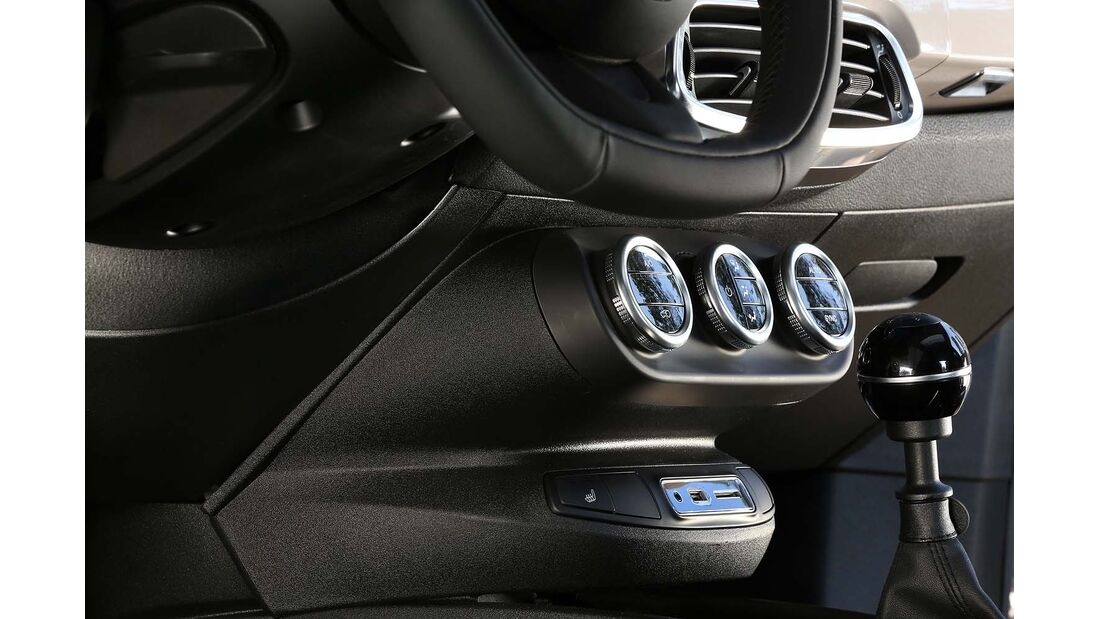 Fiat 500X Fahrbericht 4WF 11/21
