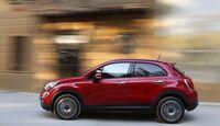 Fiat 500X Fahrbericht 4WF 11/25