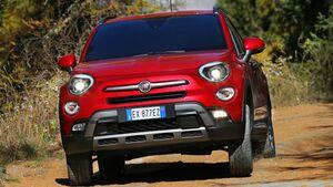 Fiat 500X Fahrbericht 4WF 11/27