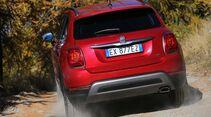 Fiat 500X Fahrbericht 4WF 11/28