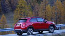 Fiat 500X Fahrbericht 4WF 11/29