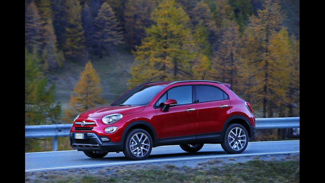 Fiat 500X Fahrbericht 4WF 11/30