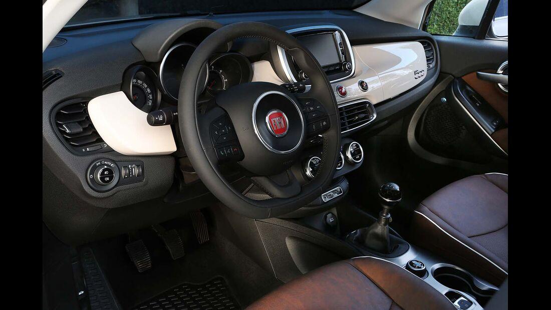 Fiat 500X Fahrbericht 4WF 11/36
