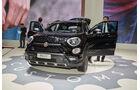 Fiat 500X - SUV - Genfer Autosalon 2015