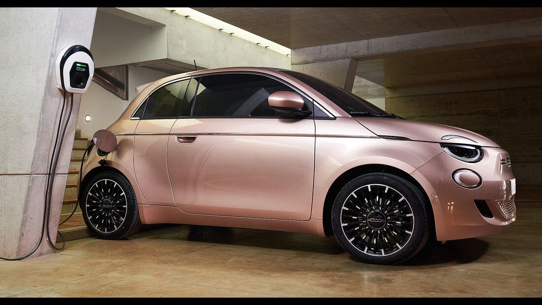 Fiat 500e Dreitürer