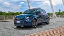 Fiat 500e, Exterieur