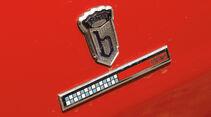 Fiat 850 Spider, Emblem, Bertone