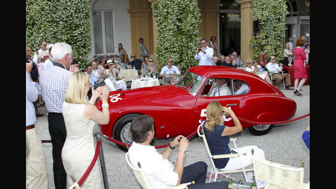 Fiat, 8V, Berlinetta, Rapi, 1953, Martin Gruss, USA