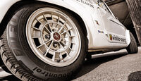 Fiat Abarth 1000 TC, Rad, Felge