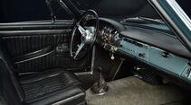 Fiat/Abarth 2400 Allemano, Cockpit