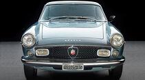 Fiat/Abarth 2400 Allemano, Frontansicht