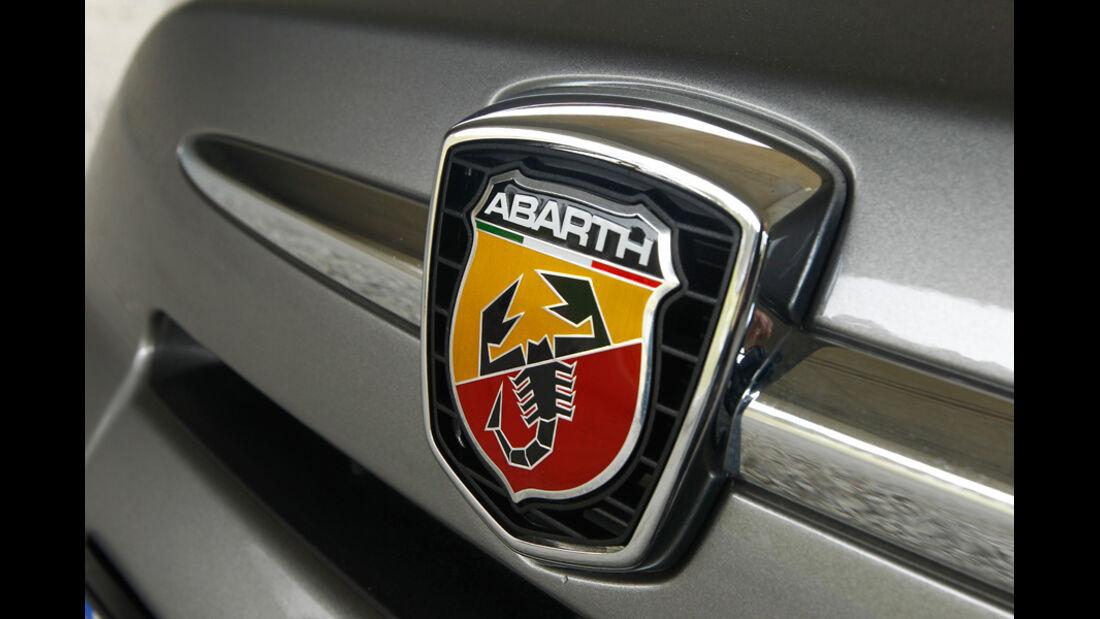 Fiat Abarth 500C, Emblem
