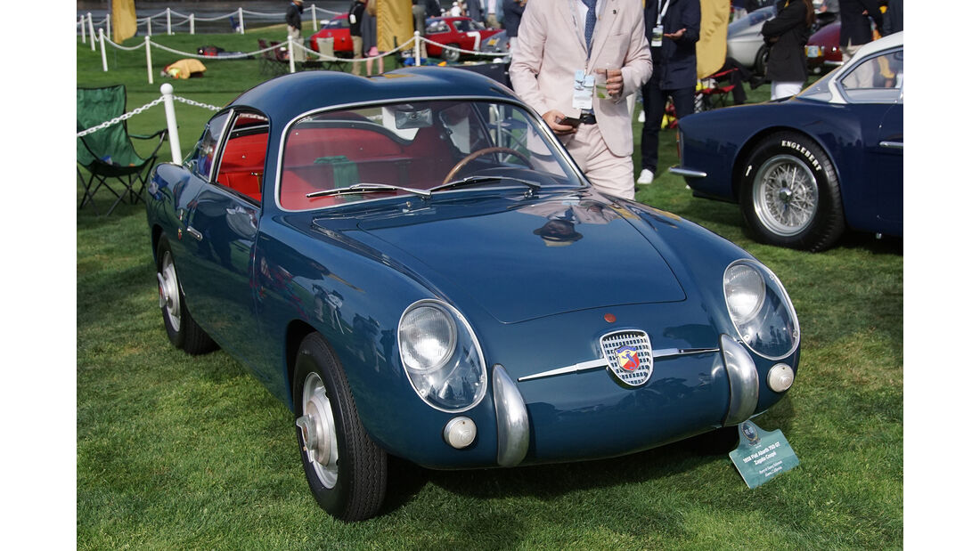 Fiat Abarth 750 GT Zagato Coupé 1958