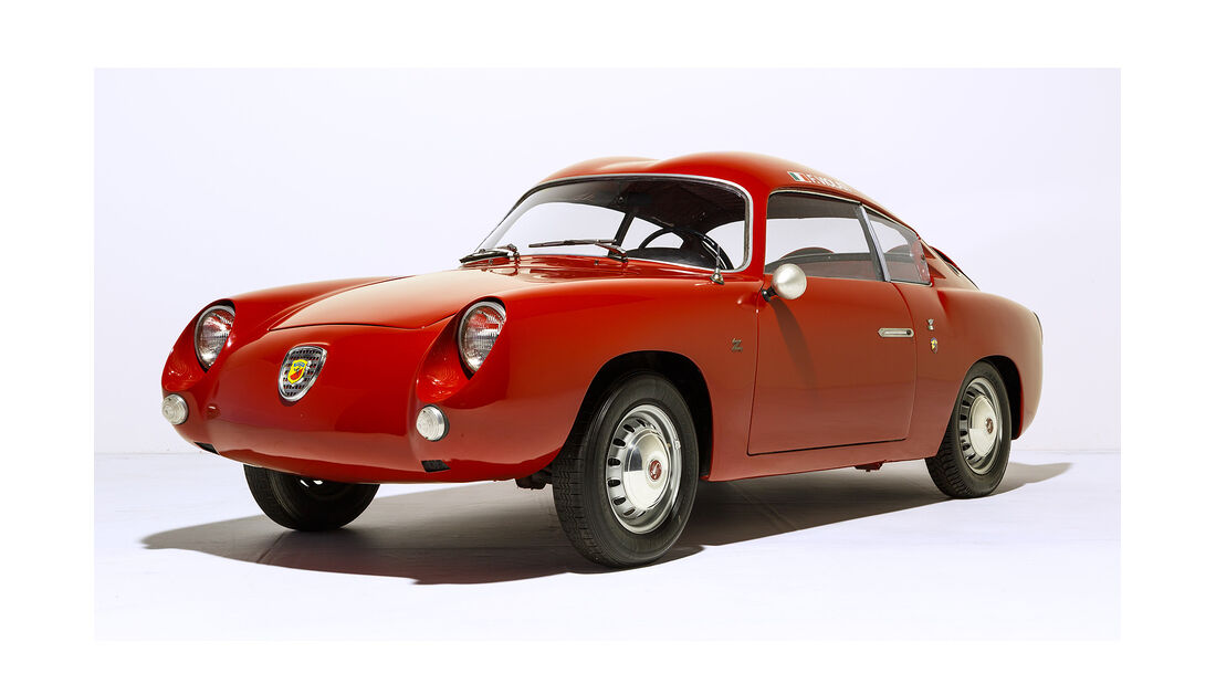 Fiat-Abarth 750GT Competition Coupé