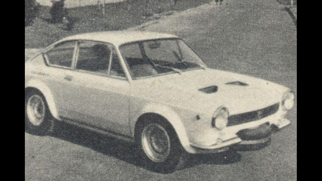 Fiat, Abarth OT, 200, IAA 1967
