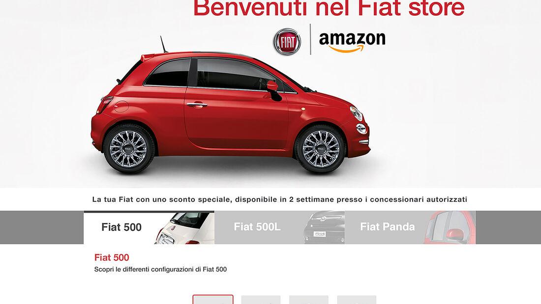 Fiat Amazon Italien