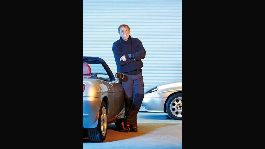 Fiat Barchetta, Klaus Mayerhofer