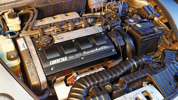 Fiat Barchetta, Motor