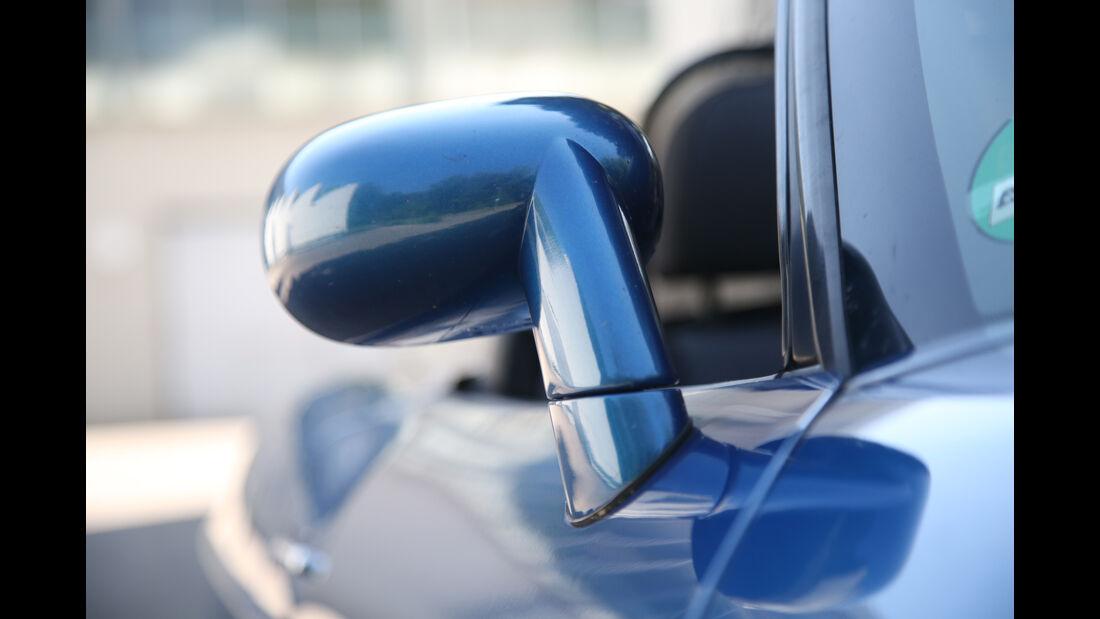 Fiat Barchetta, Seitenspiegel