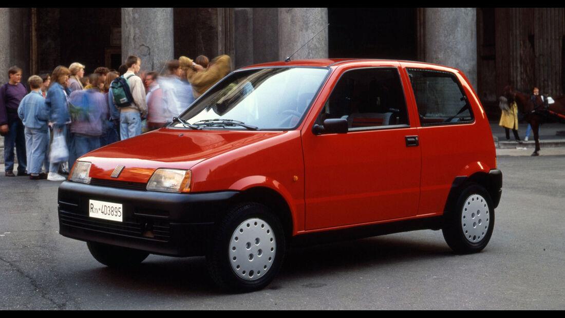 Fiat Cinquecento (1991) H-Kandidaten 2021