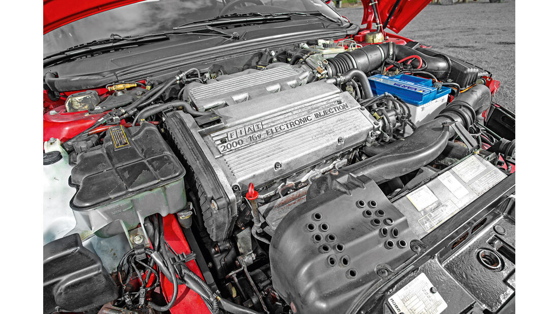 Fiat Coupé, Motor