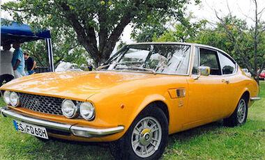Fiat Dino Coupé