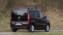 Fiat Doblo 2.0 16V Multijet, Rückansicht