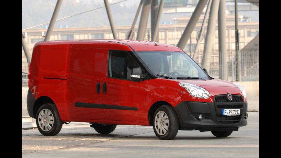 Fiat Doblo Cargo 2012, IAA Nutzfahrzeuge 2012