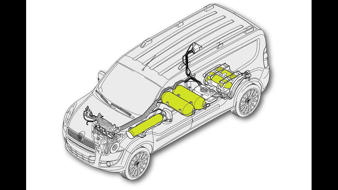 Fiat Doblo Cargo 2013
