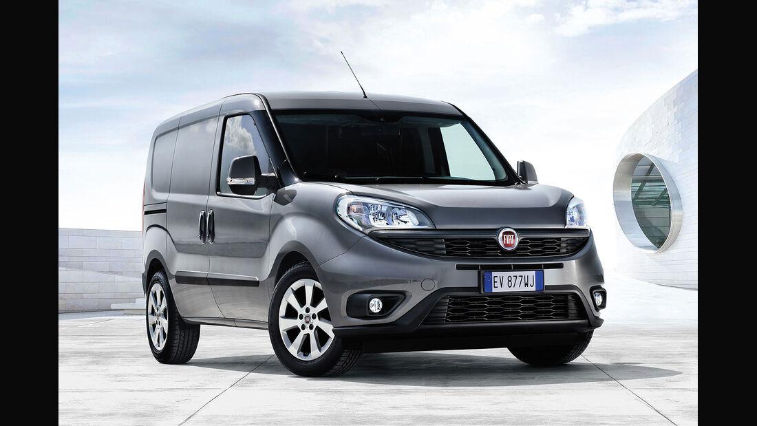 Fiat Doblo Cargo Facelift 2014
