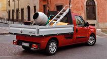 Fiat Doblo Cargo Work Up 2012, IAA Nutzfahrzeuge 2012