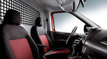 Fiat Doblo Cargo Work Up 2012, Innenraum, IAA Nutzfahrzeuge 2012