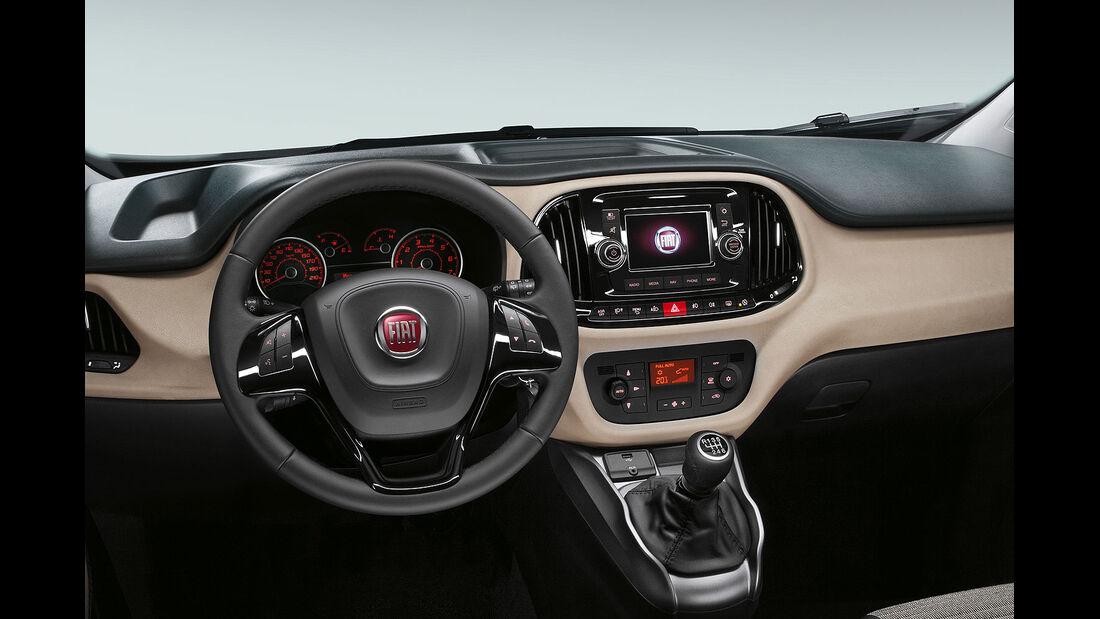 Fiat Doblo Facelift 2015
