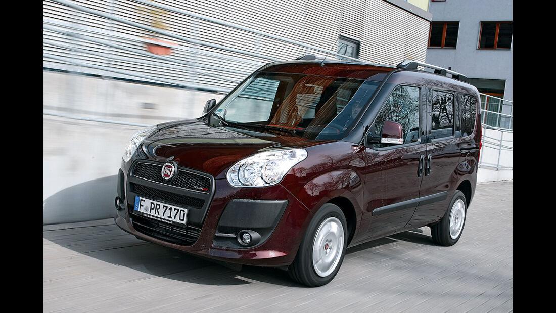 Fiat Doblo, Familienauto, Kaufberatung