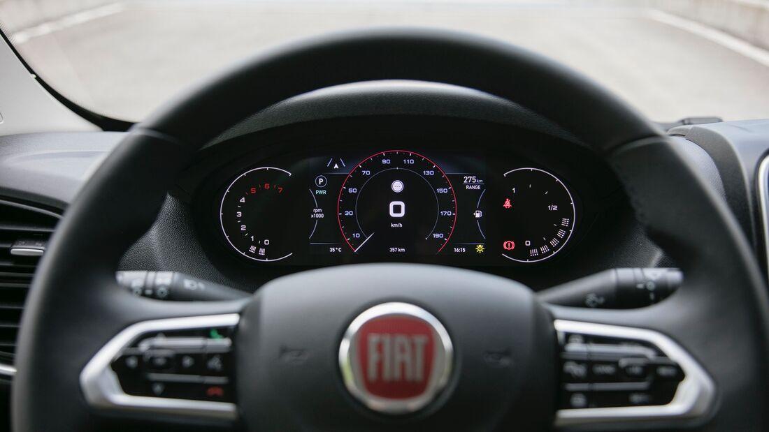 Fiat Ducato 2021 Fahrbericht