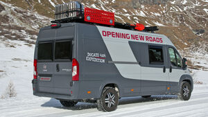 Fiat Ducato Expedition 4x4