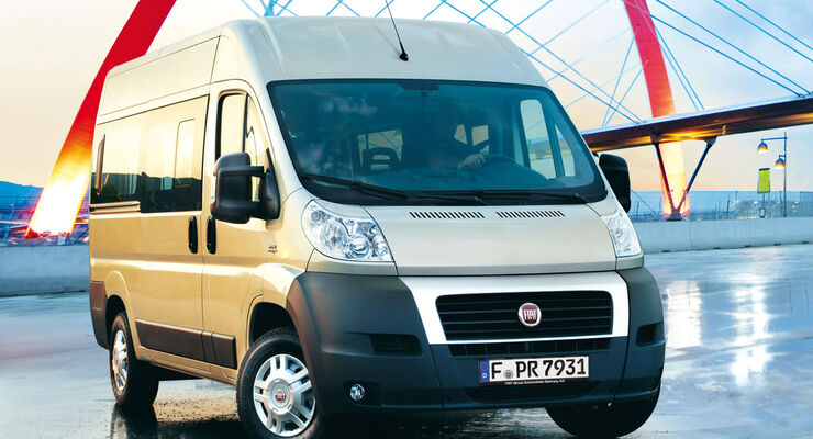 Fiat Ducato Personentransport 2012, IAA Nutzfahrzeuge 2012