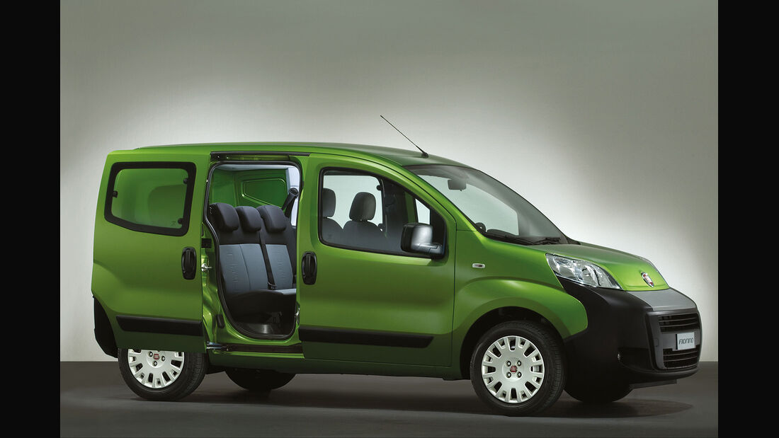 Fiat Fiorino, 2013